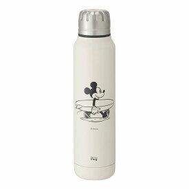 【限定品】サーモマグ thermo mug SURF STYLE Mickey サーフスタイル ミッキー アンブレラボトル 300ml IVORY UB-SFM