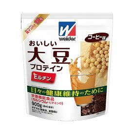 森永製菓 ウィダー おいしい大豆プロテイン コーヒー味 360g [36JMM63501] [たんぱく質] [サプリメント]ウイダー