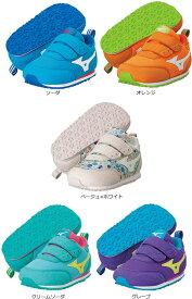 Mizuno ミズノ タイニーランナーIII(キッズシューズ)[K1GD1432] (対象年齢:1〜3歳)子供用シューズ 子どもシューズ (マジックテープ ジュニア キッズ 運動靴)