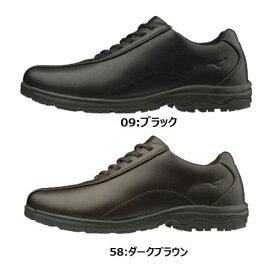 【送料無料】MIZUNO ミズノ ウォーキングシューズ LD40 V SW [B1GC1918] [通勤] [ビジネス] [散歩] [旅行] [メンズ] [幅広] [ワイド] [4E相当]