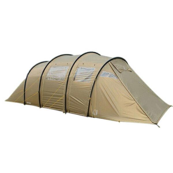 【日本限定モデル】 NORDISK レイサ6 ベージュ(6人用テント) Reisa6 Beige [122039](ノルディスク レイサ6 テント 6人用 アウトドア キャンプ用品)【SUMMER_D18】