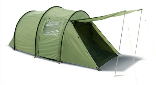 【国内正規品】NORDISK 4人用テント Reisa4 PU レイサー4 Dusty Green [122030]【送料無料/代引き無料】 (ノルディスク レイサ4 テント 4人用 アウトドア用品 キャンプ用品 キャンプ テント tent アウトドア特集 おし【SUMMER_D1