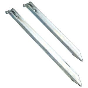 【国内正規品】NORDISKペグ Steel V-Peg (6 pcs-Set) (スチール製 V型 ペグ 6 本セット) [119039](ノルディスク アウトドア キャンプ キャンプ用品 アウトドア特集)【SUMMER_D18】