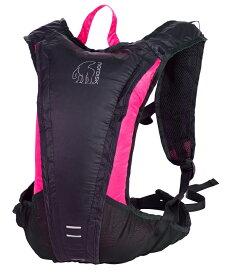 【国内正規品】NORDISK ランニングバッグ Rana 8L(ラナ)Pink/Black[133084]【送料無料/代引き無料】(バック 鞄 ノルディスク バックパック アウトドア キャンプ キャンプ用品 アウトドア特集)【kenko1710】【SUMMER_D18】