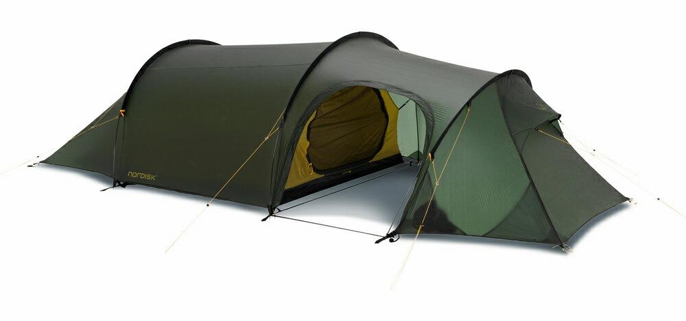 【国内正規品】NORDISK テント Oppland 3 SI(オップランド 3 SI)Forest Green[112033]【送料無料/代引き無料】 (ノルディスク テント 3人用 アウトドア用品 キャンプ用品 キャンプテント アウトドア特集 簡単 おしゃれ【kenko1710】