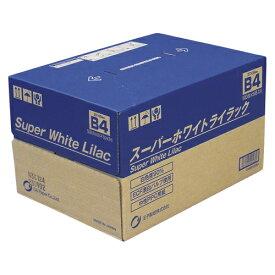 [アピカ] スーパーホワイトライラック PPC用紙 B4 5束入 SWLB4