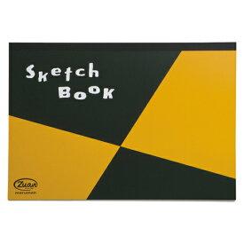 [マルマン] B5 スケッチブック 図案印刷シリーズ S253