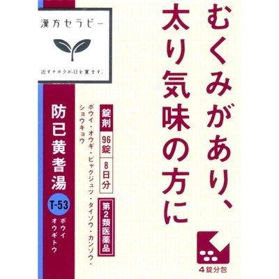 【第2類医薬品】クラシエ 防已黄耆湯F(ぼういおうぎとう) 96錠