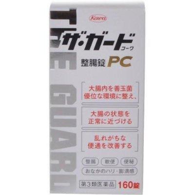 【大特価】【第3類医薬品】興和新薬 ザ・ガードコーワ整腸錠PC 160錠