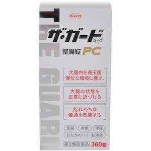 【大特価】【第3類医薬品】興和新薬 ザ・ガードコーワ整腸錠PC 360錠