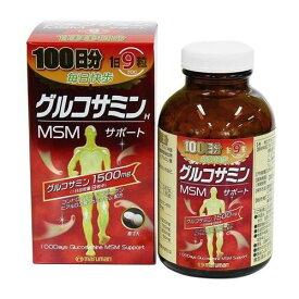 マルマンH&B グルコサミン 約100日分 900粒