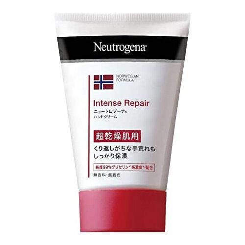 ニュートロジーナ ノルウェーフォーミュラ インテンスリペア ハンドクリーム 50g [ジョンソンアンドジョンソン][ハンドケア][Neutrogena](ニュートロジーナ ハンドクリーム)