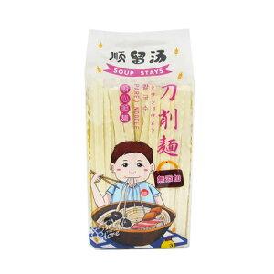 ▼クーポン配布中▼中国産 順留湯 刀削麺 500g x1個(無添加 とうしょうめん 湯餅)