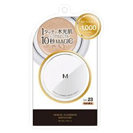 ミシャ Мクッション ファンデーション モイスチャータイプ No.23 自然な肌色 15g(韓国コスメ)