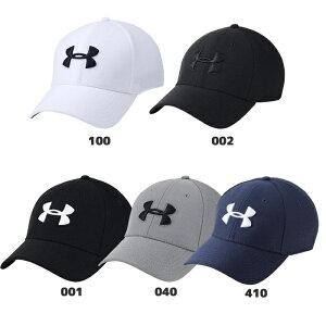 ▼クーポン配布中▼UNDER ARMOUR アンダーアーマー UA Men's Blitzing 3.0 Cap メンズ キャップ 帽子 サイズ:LG-XL[1305036] (スポーツ エクササイズ トレーニング)