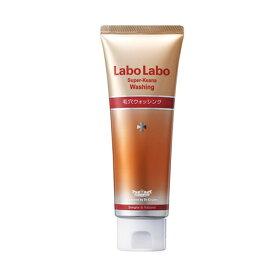 ラボラボ (LaboLabo) スーパー毛穴ウォッシング 毛穴ケア 洗顔フォーム 120g