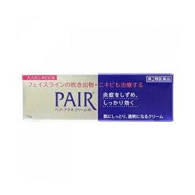 【第2類医薬品】ライオン ペアアクネクリームW 14g【SM】