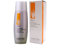 FLPゼリー 120mL [化粧水][Forever Living Products]【5400円で送料無料】(しっとりタイプの化粧水 jerry ジェリー)