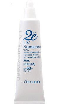 2eドゥーエ 日焼け止め40g (2e ドゥーエ 日焼け止め 日焼止め 日やけ止め UV 紫外線対策 グッズ UV対策 乾燥肌 UVケア スキンケア 敏感肌 サンスクリーン)