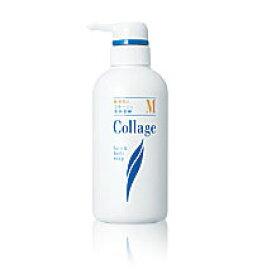 コラージュM液体石鹸 400ml洗顔 せっけん 石けん 混合肌 敏感肌 低刺激 コラージュ
