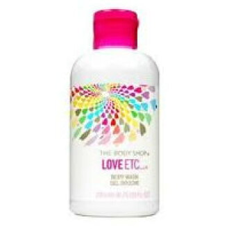 ▼P up to 36 times & coupon festival! It is ▼ THE BODY SHOP love et cetera bodywash 200 ml body soap body soap until 8/10 1:59