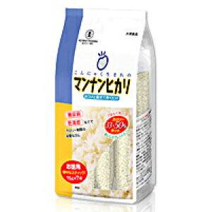 マンナンヒカリ 525g [75g×7袋入り] こんにゃく米 こんにゃくご飯 ダイエット米 ヘルシー米 カロリーオフ こんにゃくごはん
