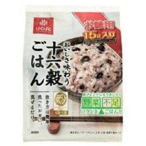 はくばく おいしさ味わう十六穀ごはん お徳用(30g×15袋)