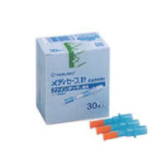 ▼P up to 36 times & coupon festival! Until 8/10 1:59 30 ▼ テルモメディセーフ needles (for exclusive use of the fine touch) [medical equipment]