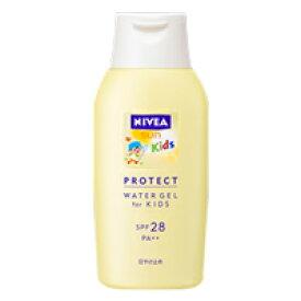 花王 ニベアサン プロテクト ウォータージェル こども用 SPF28 120g(ニベア 日焼け止め ニベア UV 紫外線対策 グッズ UV対策 子供用 無香料・無着色 サンスクリーン UVケア