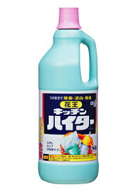 花王キッチンハイター 大1500ml キッチンハイター
