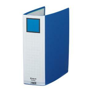 キングファイルG GXタイプ [978GX] 1冊 廉価版(A4判タテ型・片開き) 本体色:青(キングジム ファイル)