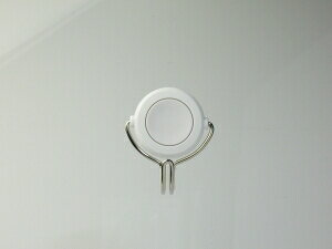 ▼クーポン配布中▼超強力マグネットフック [MG-740-W] 1個 本体色:白 (磁石)