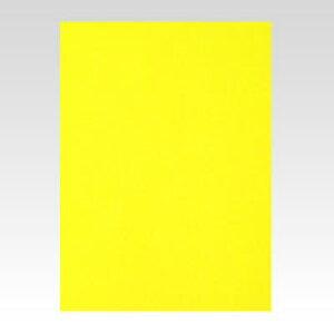 ニューカラーボード [BP-5CB-A2-YL] 1枚 本体色:イエロー (発泡スチロールボード)