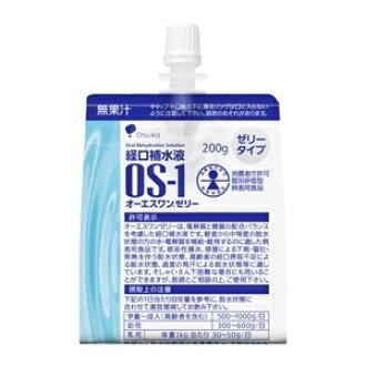 오오츠카 제약[OS-1]자동화 시스템 원 젤리 200 g(1봉)[특정 용도 식품][경구보수액](OS-1 os1 자동화 시스템 원 젤리 ORS 탈수증상 수분 보급)