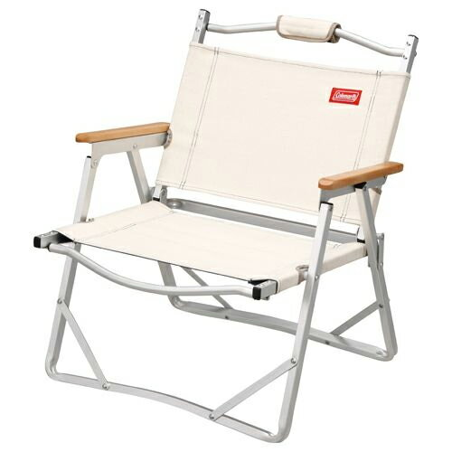 Until 8/10 1:59 ▽ Coleman (Coleman) compact folding chair (canvas) 170-7671  (chair chair chair)