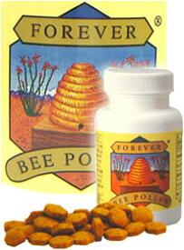 FLPビーポーレン(蜜蜂花粉)130粒[Forever Living Products](みつばち花粉 ミツバチ製品 サプリメント サプリ 健康食品 健康と美容の栄養補助食品 自然食品 美容サプリ)(ギフト プレゼント 女性)