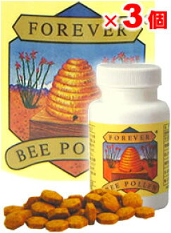 ▼P up to 36 times & coupon festival! Until 8/10 1:59 ▼ FLP B Pau Ren (bee pollen) 130 *3 コ [Forever Living Products] [supplement] (みつばち pollen bee product)