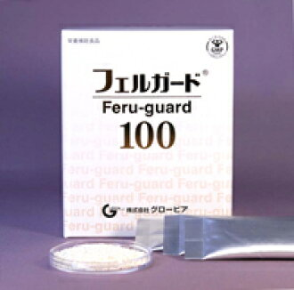 Fargard 90g(1.5g 100 × 60 sachet ) ferulic acid-containing foods ( / verged verged 100 / 2 or more / / ferulic acid / 100 ) fs3gm
