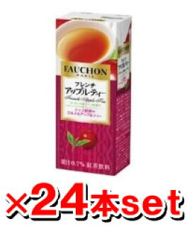 Asahi FAUCHON (フォション) French apple tea pack 250 ml *24 Motoiri
