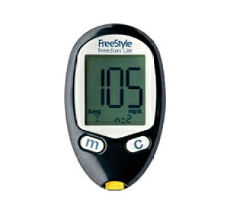 ▼P up to 36 times & coupon festival! It is ▼ NIPRO free-style freedom light one [the blood sugar measuring instrument body] (※ battery set finished instruction manual) ★ blood sugar level measuring instrument blood sugar measuring instrument until 8/