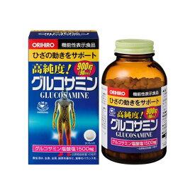 高純度グルコサミン粒徳用 (約900粒) オリヒロ正規品