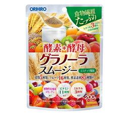 酵素&酵母guranorasumuji 200g Orihiro正規的物品[宅快遞信]