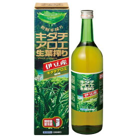 キダチアロエ生葉搾り100% /オリヒロ正規品