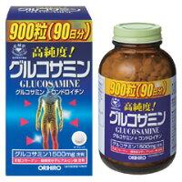 オリヒロ「グルコサミン粒」徳用900粒