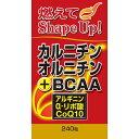 ユウキ製薬「カルニチン・オルニチン+BCAA」240粒