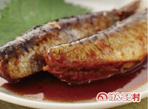 【本格和惣菜】職人の味をご家庭へ。熟煮魚『いわし生姜煮』業務用パック