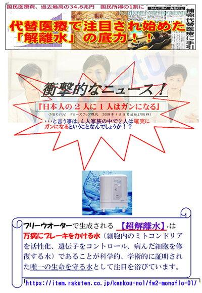 フリーウォーター2【スペース・クアトロ】【送料無料】
