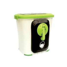 【自然にカエルS、基本セット(手動式)SKS-101型】補助金(助成金)対象生ゴミ処理機(電気を使わないホームエコサイクル 生ごみ処理機