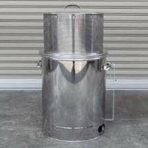 【焚き火どんどん M60FZ】 60L モキ製作所 家庭用 焼却炉 送料無料 800℃高温燃焼