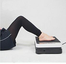 (クーポンつき)フィットネス振動マシン筋トレ 有酸素運動 バランス運動が同時にできる!色:シルバー乗るだけ!全身フィットネスストレッチバンド リモコン付き体幹トレーニングフィットネス振動マシーン